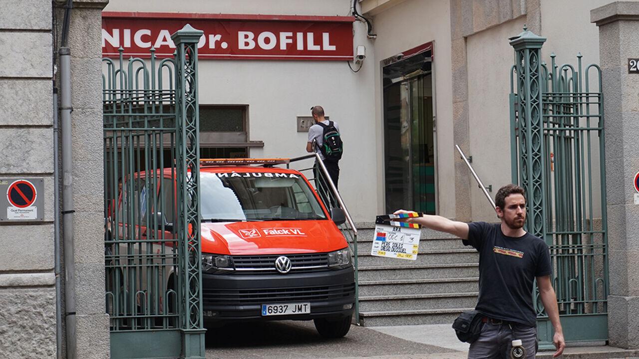 rodatge ARA Clínica Bofill