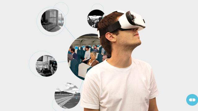 Recursos Realitat Virtual Clínica Bofill - Psious