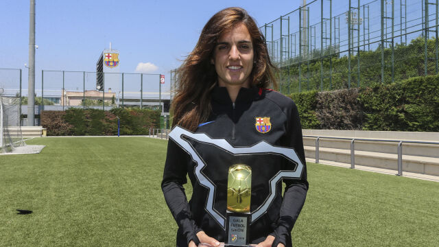 Melanie Serrano premiada