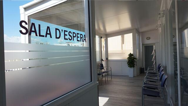 Sala d'espera -  Àrea de curta estada Clínica Bofill Girona Centre