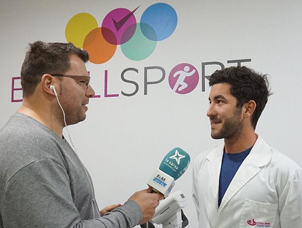 Carles Baldellou amb Gabriel Campistol - tot és un joc- Ràdio Fem Girona